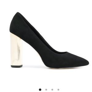 Michael Kors Black Paloma Pumps